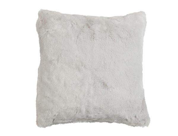 FURRY WHITE - CUSHION